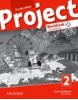Project, 4th Edition 2 Workbook + CD (International Edition) (T. Hutchinson; R. Fricker)