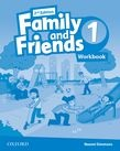 Family and Friends 2nd Edition Level 1 Workbook (International Edition) (Simmons, N. - Thompson, T. - Quintana, J.)