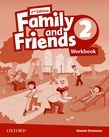 Family and Friends 2nd Edition Level 2 Workbook (International Edition) (Simmons, N. - Thompson, T. - Quintana, J.)