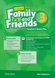 Family and Friends 2nd Edition Level 3 Teacher's Book Plus - metodická príručka (Simmons, N. - Thompson, T. - Quintana, J.)