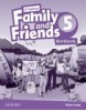 Family and Friends 2nd Edition Level 5 Workbook - pracovný zošit (Simmons, N. - Thompson, T. - Quintana, J.)