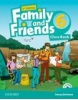 Family and Friends 2nd Edition Level 6 Class Book and MultiROM - učebnica (Simmons, N. - Thompson, T. - Quintana, J.)
