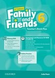 Family and Friends 2nd Edition Level 6 Teacher's Book Plus - metodická príručka (Simmons, N. - Thompson, T. - Quintana, J.)