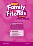 Family and Friends 2nd Edition Level Starter Teacher's Book Plus - metodická príručka (Simmons, N. - Thompson, T. - Quintana, J.)