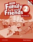 Family and Friends 2nd Edition 2 Workbook + Online (Simmons, N. - Thompson, T. - Quintana, J.)