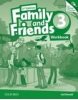 Family and Friends 2nd Edition 3 Workbook + Online (Simmons, N. - Thompson, T. - Quintana, J.)