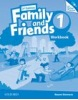 Family and Friends 2nd Edition 1 Workbook + Online (Simmons, N. - Thompson, T. - Quintana, J.)