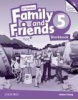 Family and Friends 2nd Edition 5 Workbook + Online (Simmons, N. - Thompson, T. - Quintana, J.)