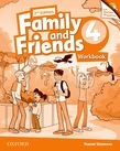 Family and Friends 2nd Edition 4 Workbook + Online (Simmons, N. - Thompson, T. - Quintana, J.)
