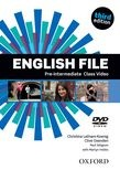 New English File, 3rd Pre-Intermediate Class DVD (Oxenden, C - Latham Koenig, Ch. - Seligson, P.)