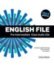 New English File, 3rd Pre-Intermediate Class Audio CDs (4) (Oxenden, C - Latham Koenig, Ch. - Seligson, P.)