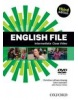 New English File, 3rd Edition Intermediate Class DVD (Oxenden, C. - Latham-Koenig, Ch. - Seligson, P.)