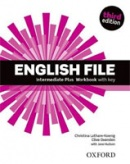 New English File, 3rd Edition Intermediate Plus Workbook with Key (Latham-Koenig, C. - Oxenden, C. - Seligson, P.)