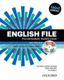 New English File, 3rd Edition Pre-Intermediate Student's Book + iTutor + Online Skills (Latham-Koenig, C. - Oxenden, C. - Seligson, P.)