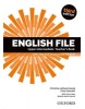 New English File, 3rd Edition Upper-Intermediate Teacher's Book with Test and Assessment CD-ROM (Latham-Koenig, C. - Oxenden, C. - Seligson, P.)