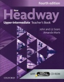New Headway, 4th Edition Upper-Intermediate Teacher's Book + Teacher's Resource Disc (Soars, J. - Soars, L.)
