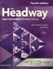 New Headway, 4th Edition Upper-Intermediate Workbook with Key + iChecker (Soars, J. - Soars, L.)