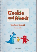 Cookie and Friends A Teacher's Book - metodická príručka (Reilly, V. - Harper, K.)