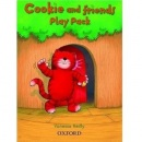 Cookie and Friends Starter + A + B Play Pack (Reilly, V. - Harper, K.)