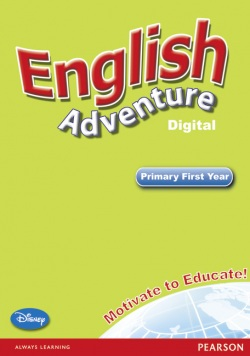 English Adventure Starter A Interactive Whiteboard Software (Frino, Lucy)