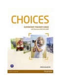 Choices Elementary Teacher's Book with Multi ROM