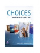 Choices Pre-Intermediate Student's Book