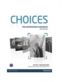Choices Pre-Intermediate Workbook with Audio CD