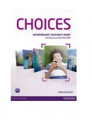 Choices Intermediate Teacher's Book with Multi ROM