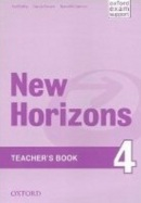 New Horizons 4 Teacher's Book (Radley, P. - Simons, D.)