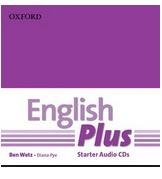 English Plus Starter Class CDs (Wetz, B. - Pye, D. - Tims, N. - Styring, J.)