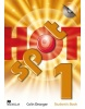 Hot Spot 1 Students Book + CD-ROM (Colin Granger, Katherine Stannett)