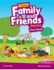 Family and Friends 2nd Edition Level Starter Class Book and MultiROM - učebnica (Simmons, N. - Thompson, T. - Quintana, J.)