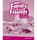 Family and Friends 2nd Edition Level Starter Workbook (International Edition) - pracovný zošit (Simmons, N. - Thompson, T. - Quintana, J.)