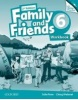 Family and Friends 2nd Edition 6 Workbook + Online (Simmons, N. - Thompson, T. - Quintana, J.)