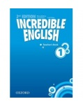 Incredible English, New Edition Level 1 Teacher's Book (Phillips, S. - Morgan, M. - Redpath, P.)