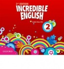 Incredible English, New Edition Level 2 Class Audio CDs (3) (Phillips, S. - Morgan, M. - Redpath, P.)