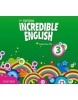 Incredible English, New Edition Level 3 Class Audio CDs (3) (Phillips, S. - Morgan, M. - Redpath, P.)
