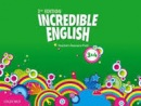 Incredible English, New Edition Level 3 Teacher's Resource Pack (Level 3 & 4) (Phillips, S. - Morgan, M. - Redpath, P.)