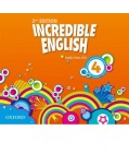 Incredible English, New Edition Level 4 Class Audio CDs (3) (Phillips, S. - Morgan, M. - Redpath, P.)
