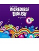 Incredible English, New Edition Level 5 Class Audio CDs (3) (Phillips, S. - Morgan, M. - Redpath, P.)