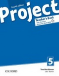 Project, 4th Edition 5 Teacher's Book + online practice (Hutchinson, T.)