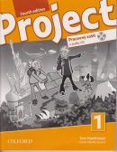 Project, 4th Edition 1 Workbook + CD (SK Edition) + Online Practice (Tom Hutchinson, Janet Hardy-Gould)