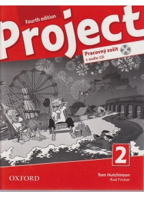 Project, 4th Edition 2 Workbook + CD (SK Edition) + Online Practice (Tom Hutchinson, Rod Fricker)