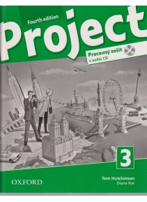 Project, 4th Edition 3 Workbook + CD (SK Edition) + Online Practice (Tom Hutchinson, Diana Pye)