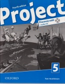 Project, 4th Edition 5 Workbook + CD (SK Edition) + Online Practice (Hutchinson, T.)