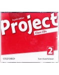 Project, 4th Edition 2 Class CDs (Hutchinson, T.)