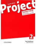 Project, 4th Edition 2 Teacher's Book + online practice (Hutchinson, T.)