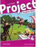 Project, 4th Edition 4 Student's Book (Hutchinson, T.)