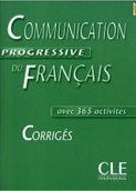 Communication Progressive du Francais Intermediaire Corrige (Miquel, C.)