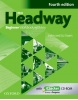New Headway, 4th Edition Beginner Workbook with Key + iChecker (Soars, L. - Soars, J.)